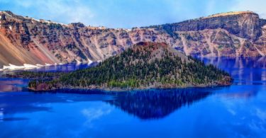 Crater Lake National Park History and Overview