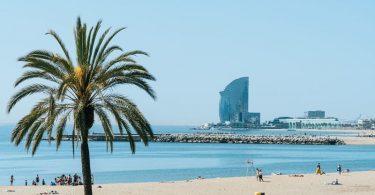 5 Finest Beach Bars in Barcelona