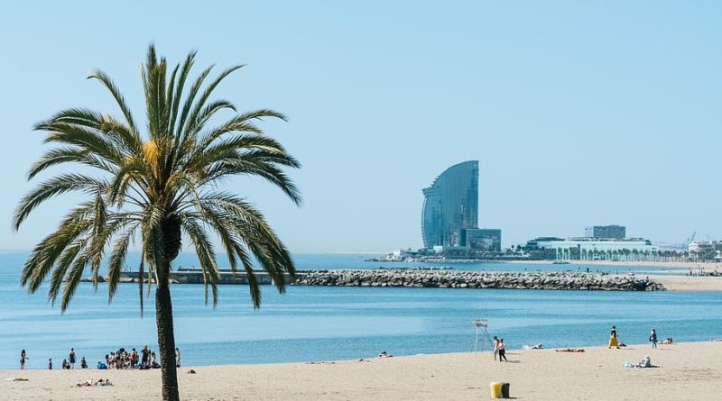 5 Finest Beach Bars in Barcelona