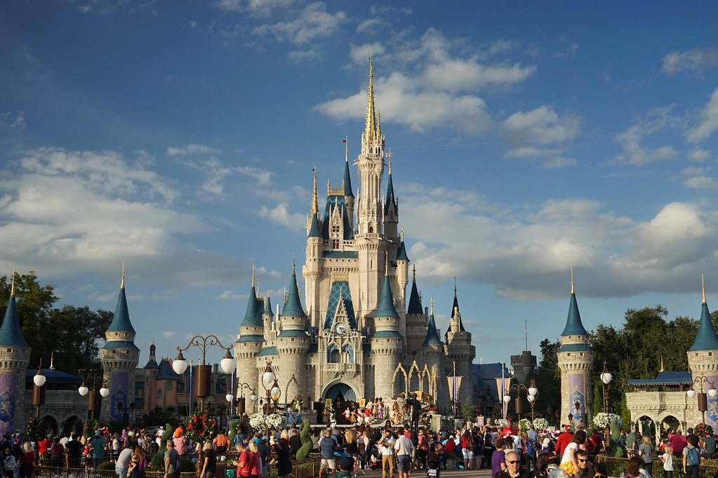 Visit Disney World