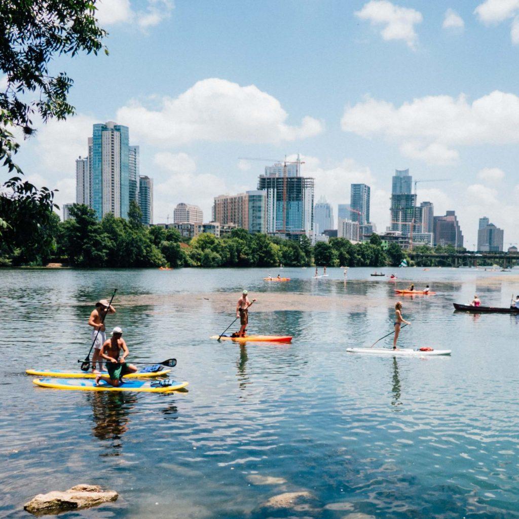 Armand Bayou Paddling Trail (Clear Lake), Houston