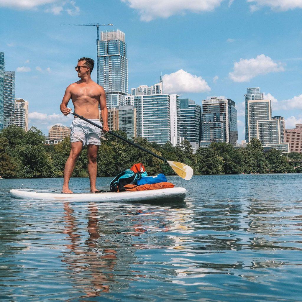 Buffalo Bayou Paddle Trail, Houston