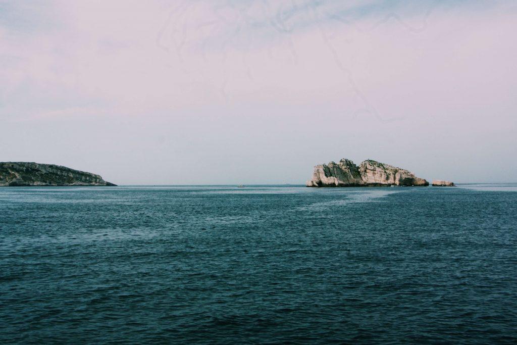 Apostle Islands on Lake Superior