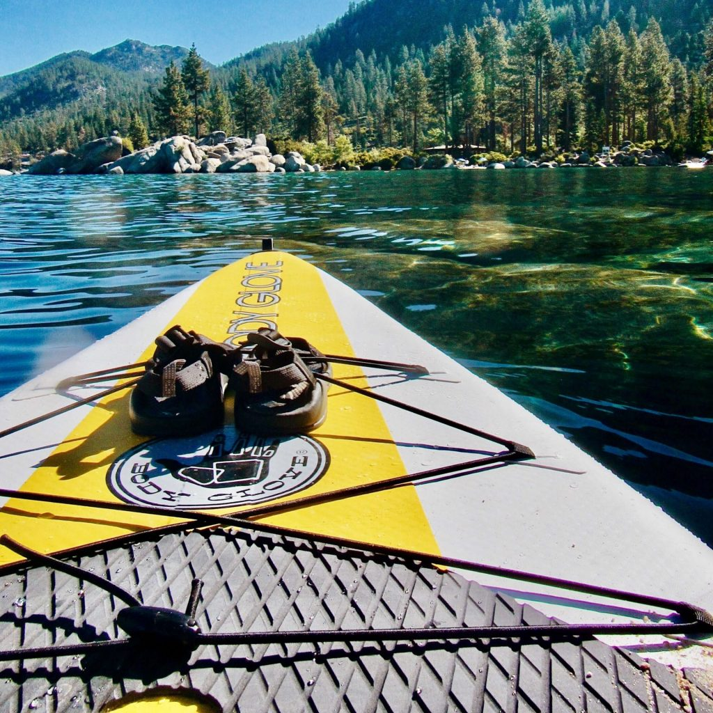 Destinations For Paddle Boarding