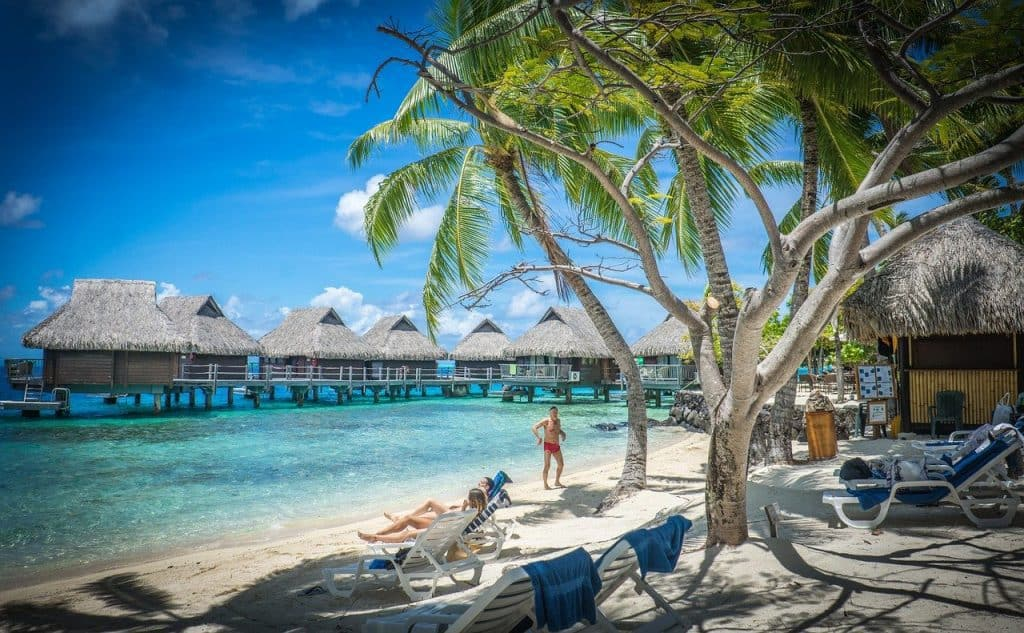 Bora Bora Tourism Facts​